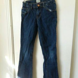Place girls boot cut stretch jeans sz 12